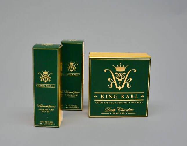 TMG - Showroom - King Karl LLC - Lyxiga förpackningar
