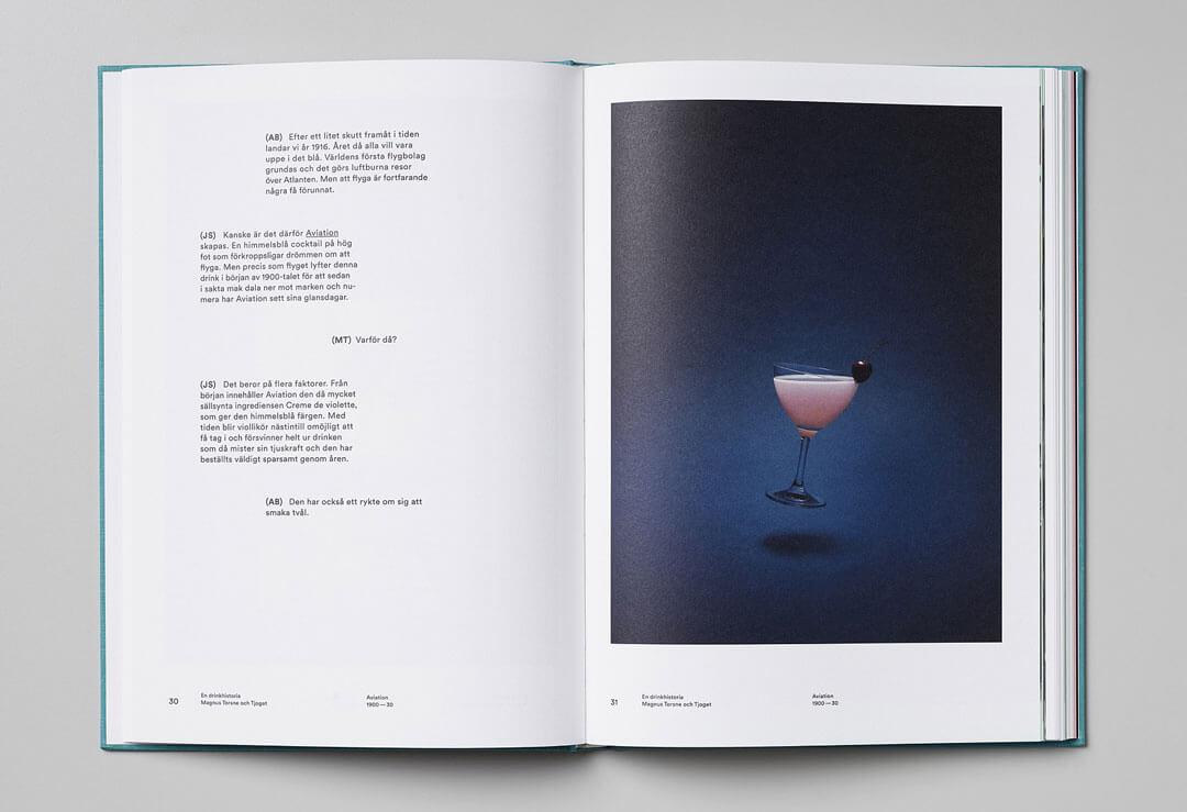 TMG - Showroom - Tjoget – En drinkhistoria - Bok