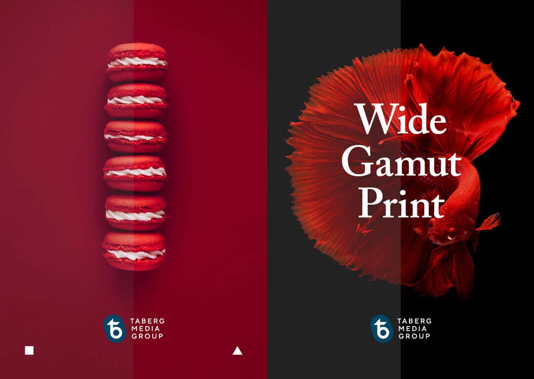 TMG - Wide Gamut Print