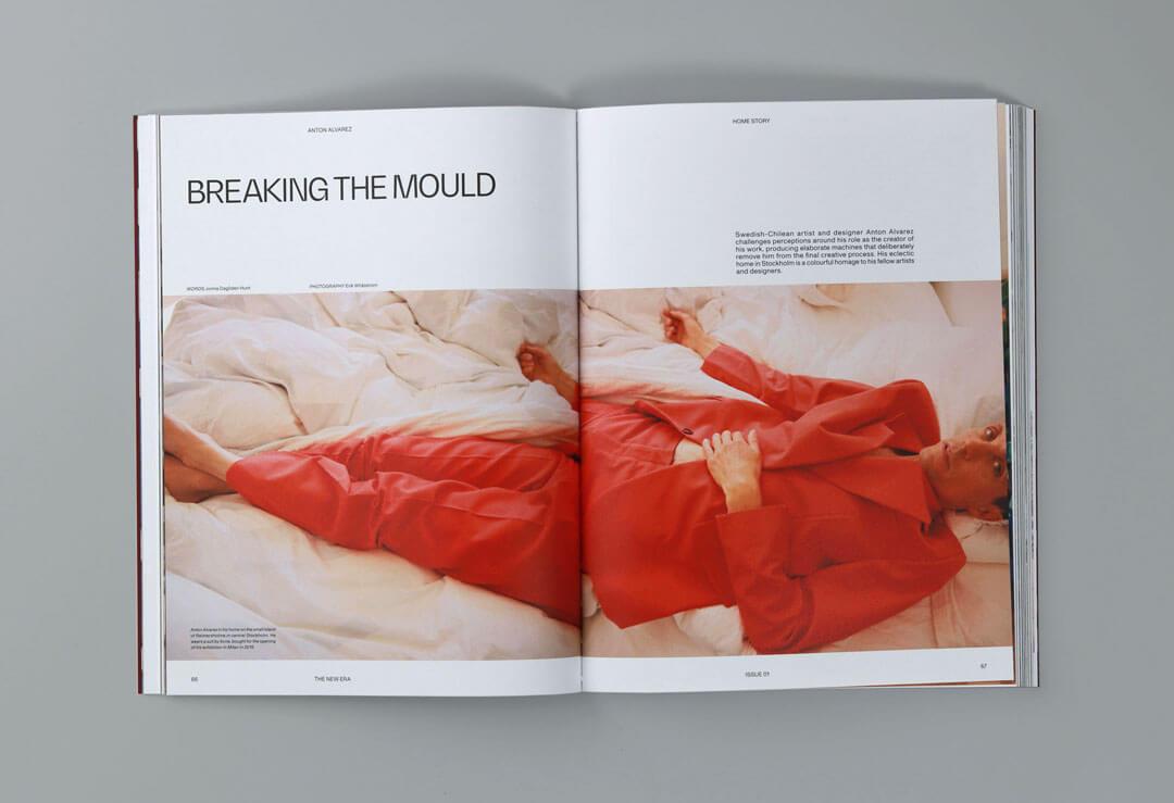 TMG - Showroom -The New Era Magazine - Magasin