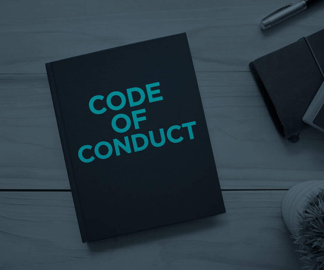 Taberg Media Group - Code of conduct