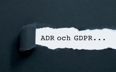 Om adresserade utskick och GDPR